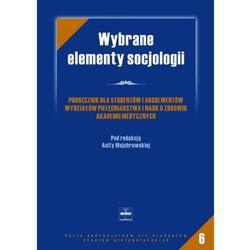 Wybrane elementy socjologii (opr. miękka)