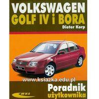 Biblioteka motoryzacji, Volkswagen Golf IV i Bora (opr. miękka)