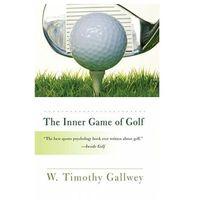 Książki do nauki języka, Inner Game of Golf (opr. miękka)