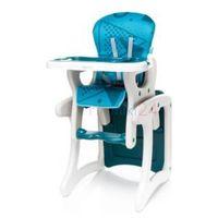 Krzesełka do karmienia, 4Baby Krzesełko do karmienia FASHION turkusowe