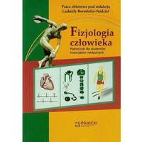 Książki medyczne, Fizjologia człowieka Podr.dla stud.licenc.med. (opr. miękka)