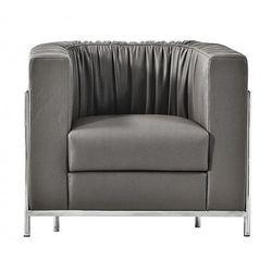 Fotel Sonno - czarny