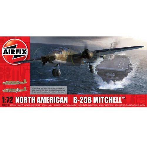 Pozostałe zabawki, Model plastikowy north american b25b mitchell doolittle