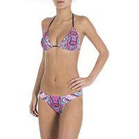 Stroje kąpielowe, strój kąpielowy RIP CURL - Pharaoh Tri Set Bright Pink (4067) rozmiar: XS