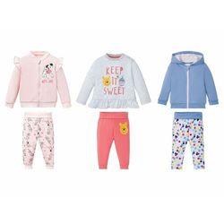 Bluza i legginsy niemowlęce, 1 komplet
