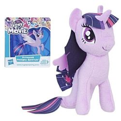 Maskotka My Little Pony Pluszowe Kucyki Twinkle Princess Twilight Sparkle