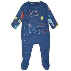 mothercare BOYS LITTLE DINO WADDED BABY Piżama brights multicolor