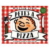 Książki dla dzieci, Pete's a Pizza (opr. miękka)