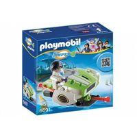 Klocki dla dzieci, Playmobil Skyjet 6691