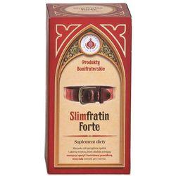 Bonifratrzy - Slimfratin forte pomaga zmniejszyć apetyt i kontrolować wagę 30x2g