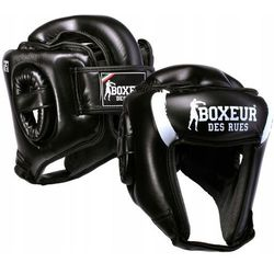 Kask bokserski BOXEUR BXT-HG05 (rozmiar L)