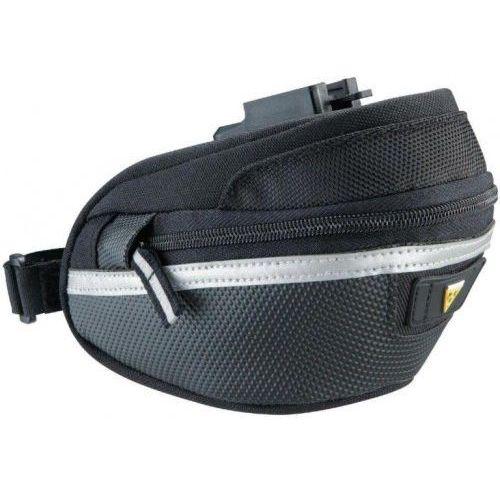 Sakwy, torby i plecaki rowerowe, Topeak wedge pack II - torebka podsiodłowa small