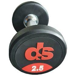 Hantel ogumowany DS 22.5 kg