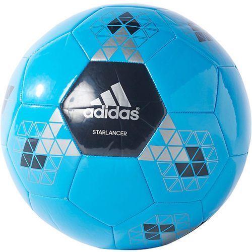 Piłka nożna, Piłka nożna ADIDAS Starlancer V (rozmiar 4) + Zamów z DOSTAWĄ JUTRO!