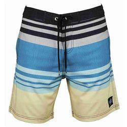 strój kąpielowy SANTA CRUZ - Shoreline Boardie Blue Stripe (BLUE STRIPE) rozmiar: 30