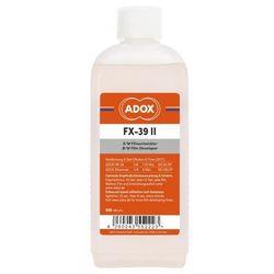 Adox FX39 II 500 ml wywoływacz negatywowy polecany do Delt i T-max (nowa formuła)