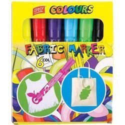 Mazaki do tkanin EASY 920149 6 kolorów