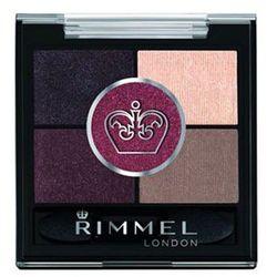 Rimmel London Glam Eyes HD cienie do powiek 3,8 g dla kobiet 023 Foggy Grey