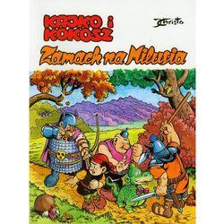 Kajko i Kokosz. Zamach na Milusia (opr. broszurowa)