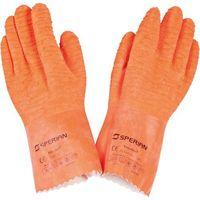 Rękawice ochronne, Rękawice ochronne lateksowe o długości 300 mm | STALGAST, 505021