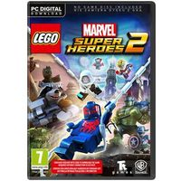 Gry PC, LEGO Marvel Super Heroes (PC)