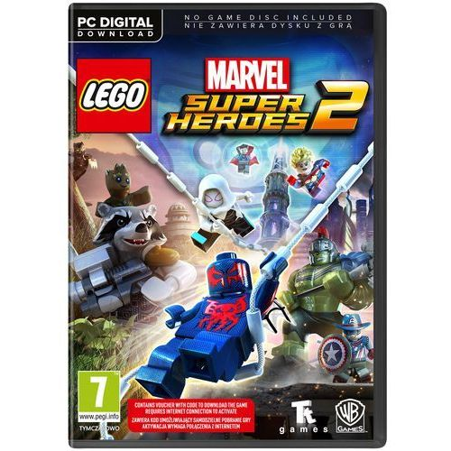 Gry na PC, LEGO Marvel Super Heroes (PC)