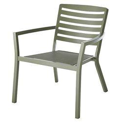 Krzesło GoodHome Mikyo zielone