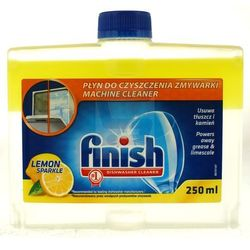 Płyn do czyszczenia zmywarki Finish 5x Power Actions cytrynowy 250 ml