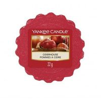 Pozostała aromaterapia, YANKEE CANDLE WOSK CINDERHOUSE 22G