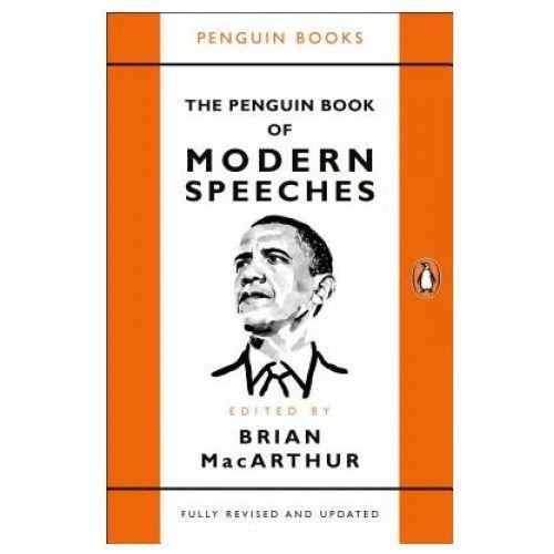 Filozofia, The Penguin Book of Modern Speeches - MacArthur Brian (opr. miękka)
