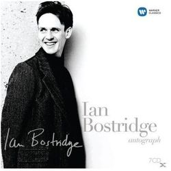 Bostridge Ian-Autograph