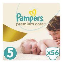 Pieluszki Pampers Premium Care 5 JUNIOR 56 szt.