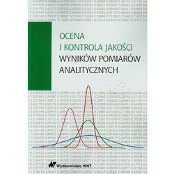 Ocena i kontrola jakości wyników pomiarów analitycznych (opr. miękka)