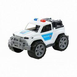 Samochód Legion patrolowy Policja (76502). od 12 miesięcy