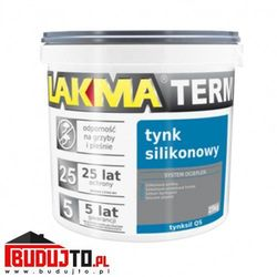 Tynk silikonowy Lakma Tynksil QS Plus PROMOCJA 24+3