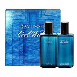 Davidoff Cool Water woda toaletowa zestaw perfum 75 ml
