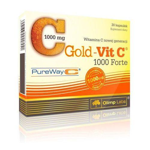 Witaminy i minerały, Olimp Gold Vit C 1000 30 tab