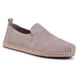 Espadryle TOMS - Deconstructed Alpargata Rope 10015035 Drizzle Grey