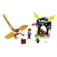 Klocki dla dzieci, Lego ELFY Emily jones i ucieczka orła emily jones & the eagle getaway 41190