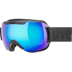 UVEX Downhill 2000 CV Gogle, black mat/colorvision blue fire 2019 Gogle narciarskie