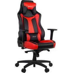 Arozzi fotel gamingowy Vernazza, czarny/czerwony (VERNAZZA-RD)