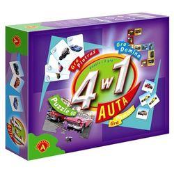 4 w 1 - Auta
