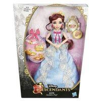 Lalki dla dzieci, Lalka Disney Księżniczka Następcy Jane B3125 Hasbro