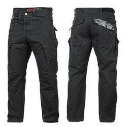 Spodnie bojówki Pit Bull Pitweight 2 - Czarne (326001.9000)