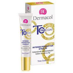 Dermacol Time Coat intenswny krem do oczu i ust (With Time Code, Hyaluronic Acid and Coenzym Q10) 15 ml