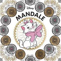 Książki dla dzieci, Mandale Disney Classic (opr. miękka)