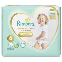 Pampers pieluchomajtki Premium Value Pack S6 31szt- natychmiastowa wysyłka, ponad 4000 punktów odbioru!