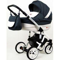 Sun Baby wózek 3w1 Raf-pol Lilly antracyt - BEZPŁATNY ODBIÓR: WROCŁAW!