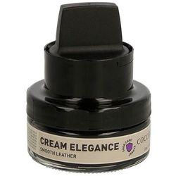 Krem do obuwia COCCINE - Cream Elegance 55/26/50/02A/V6 Czarny