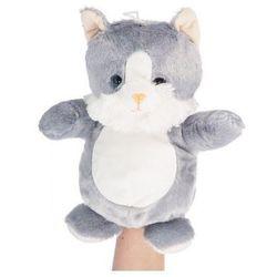 Pacynka z dźwiękim Kot 22 cm